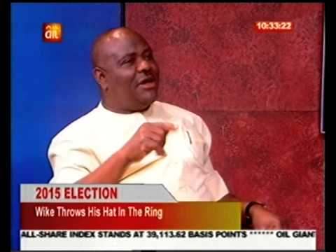 FOCUS NIGERIA (AIT) with Barr. Wike