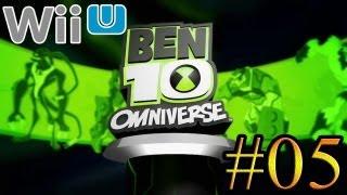 Let's Play : Ben 10 Omniverse - Parte 5