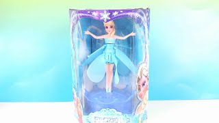 Flying Elsa Fairy Doll Disney Frozen