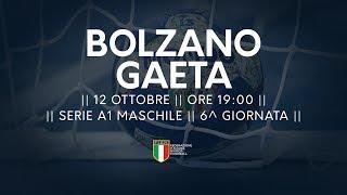 Serie A1M [6^]: Bolzano - Gaeta 35-24