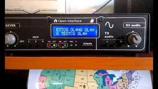 Test Open Interface in IARU HF Championship