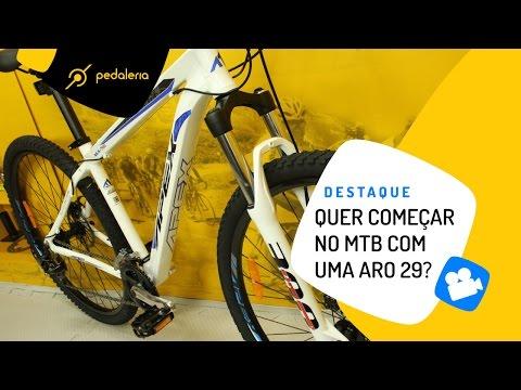 Pedaleria - Quer começar no MTB com uma bike aro 29?