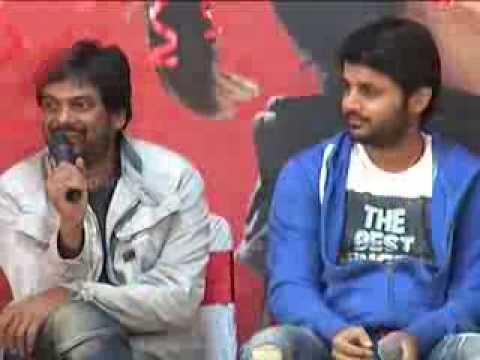 Heart Attack Movie Success Meet Part 1 -Puri Jagannadh ,Nithiin ,Adah Sharma