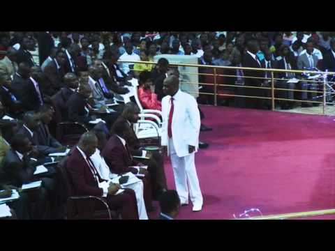 Bishop David Oyedepo-covenant Day Of Settlement video