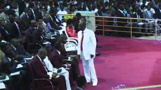 Bishop David Oyedepo-Covenant Day Of Settlement