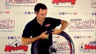 Llegan las ruedas de doble camara para evitar pinchazos en tu bici