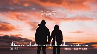 Download Lagu [한글자막] Halsey - Bad At Love Gratis STAFABAND