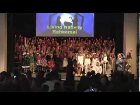 The Christmas Cupcake, Legacy Christian Academy Grades 1 & 2 Christmas Program