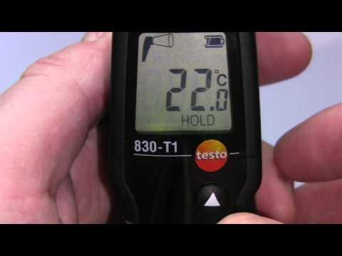 Testo 830-T1