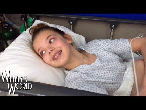 Whitney has Surgery | Whitney Bjerken