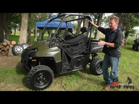 The 2011 Polaris Ranger Diesel