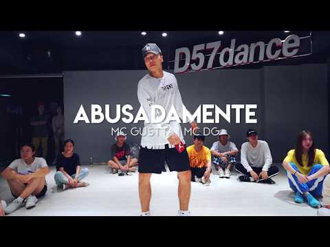 ABUSADAMENTE—MC GUSTTA, MC DG | Choreography By Duc Anh Tran | d57 dance studio thumbnail