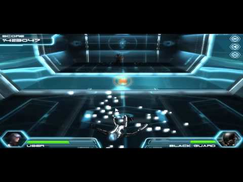 Tron legacy disk battle -- Game online -- GamePlay
