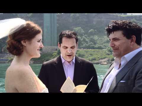 Niagara Falls Wedding!