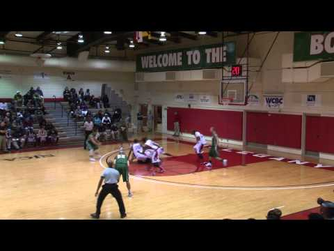 Allegany College of Maryland Basketball-Patrick Hill Highlight Reel