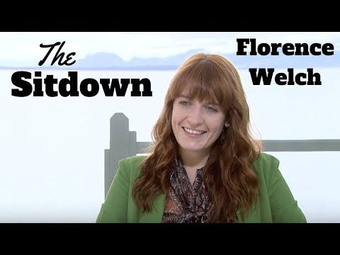Florence Welch talks The Great Gatsby