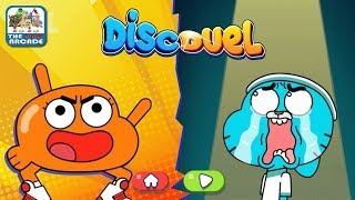 The Amazing World of Gumball: Disc Duel - Darwin Bamboozles the Competition (Cartoon Network Games)