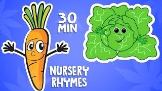 English Nursery Rhymes | 30 Minutes | Nursery Rhymes Collection | Cartoon For Kids | Juniors TV