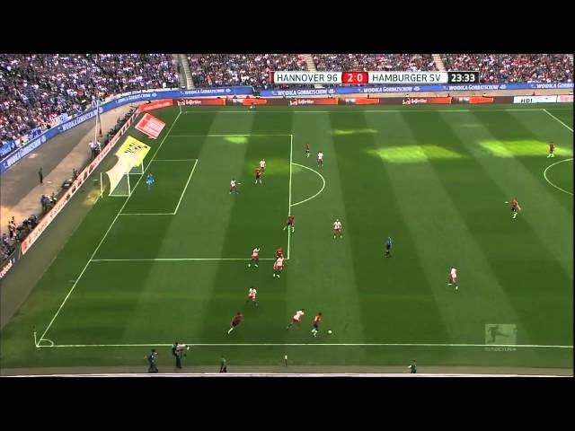 Hannover 96 vs. Hamburger