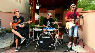 Daft Punk - Get Lucky (cover by Ivan Radenov and Dinevi Brothers) *HD*