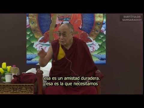Dalai Lama La Verdadera Amistad SubEsp