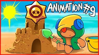 [#9] BRAWL STARS ANIMATION - SUMMER HOLIDAY