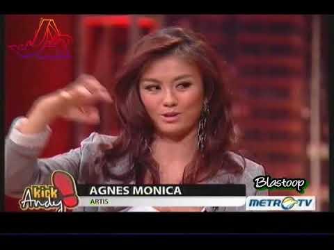 Agnes Monica - Yang Muda Yang Mendunia - Kick Andy