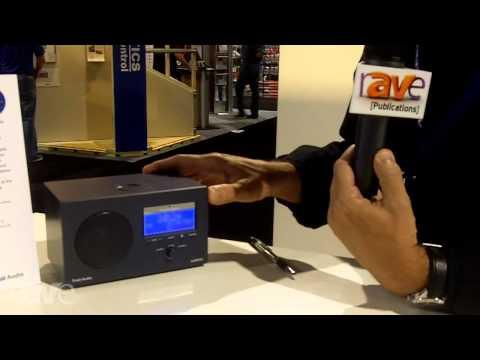 CEDIA 2013: Tivoli Audio Showcases its Albergo AM/FM Clock Radio
