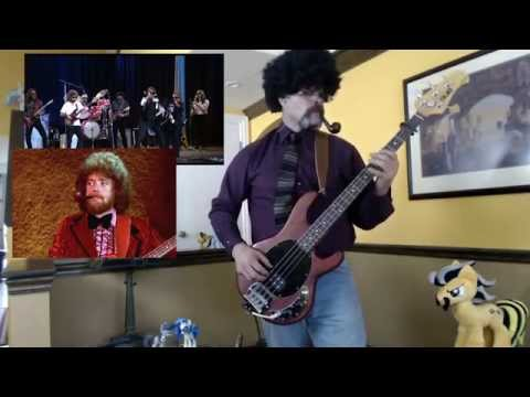 Bass Cover: Green Onions by Booker T and the MG's