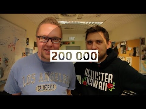 Спасибо Вам! 200 000 подписчиков - Большой тест-драйв (видеоверсия)