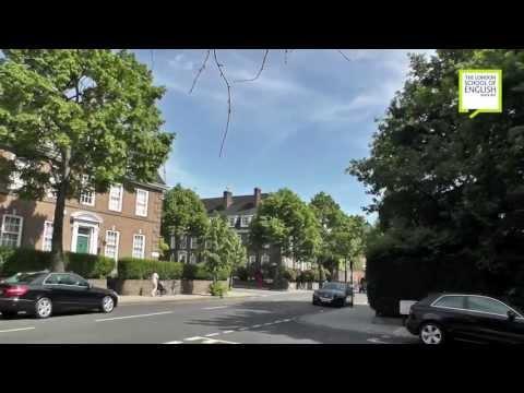 The London School of English - Holland Park Garden centre