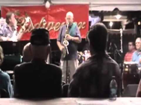 Rene Sandoval Texas Jazz Festival October 2008