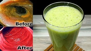 Clean Your Colon Naturally! Colon Cleanse at Home!