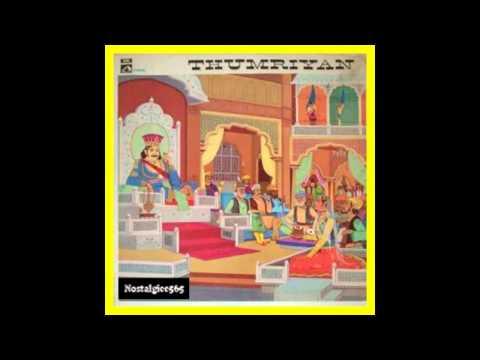 Ustad Barkat Ali Khan : Baju Band Khul Khul Jaye ( Thumri Bhairvin...