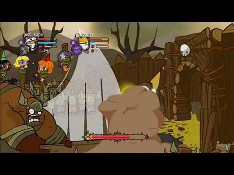 Castle Crashers King's Pack