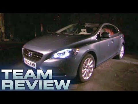 Volvo V40 Team Review Fifth Gear