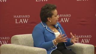 HLS in the World | Loretta Lynch and Annette Gordon-Reed