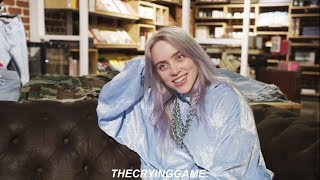 Billie Eilish Funny Moments Part 7