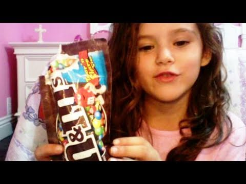M&ms Make-up Tutorial For Kids