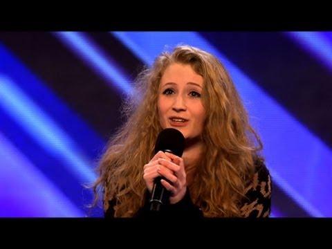 Janet Devlin's audition - The X Factor 2011 - itv.com/xfactor