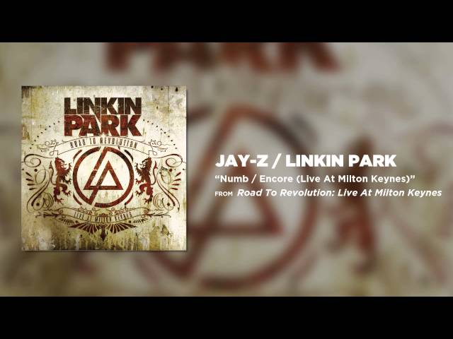 Jay-Z / Linkin Park - Numb / Encore (Live At Milton Keynes)