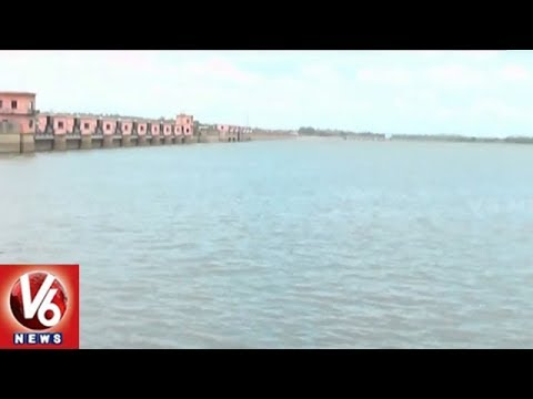 Heavy Rains Lash North Telangana Districts | 15 CMs Rainfall Recorded In Mahabubabad | V6 News