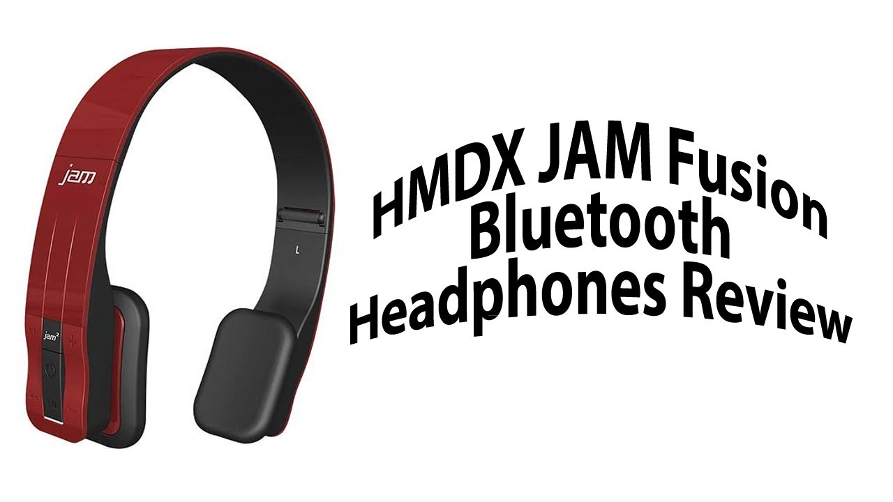 hmdx jam fusion bluetooth headphones review youtube. Black Bedroom Furniture Sets. Home Design Ideas