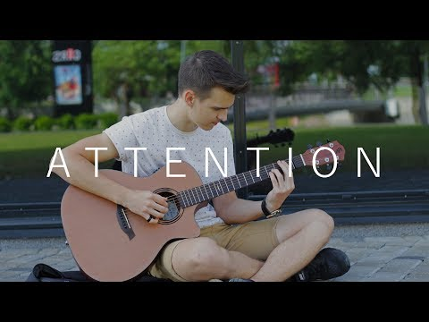 Attention - Charlie Puth (Fingerstyle Guitar Cover by Vadim Kobal)