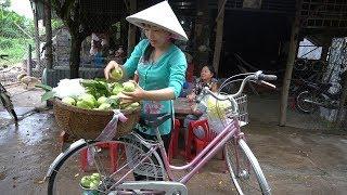 Vào Vườn Ổi mua đem về bán Ổi Dạo trong xóm, Trời Mưa bán đắt quá các bạn ơi -Tập 190