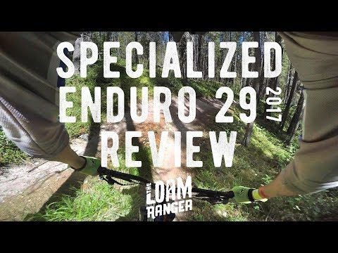 Specialized Enduro 29 2017 Test Ride Review