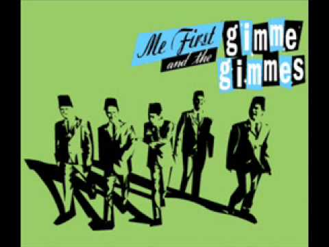 Me First And The Gimme Gimmes - Popeye The Sailor Man