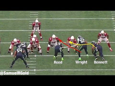 Film Room: Michael Bennett's Pass Rush   Seattle Seahawks  (NFL Breakdowns Ep 76)