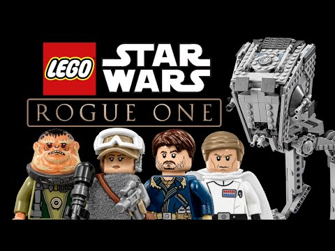 LEGO Star Wars Rogue One 2016 sets - My Thoughts!