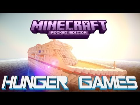 Minecraft PE Hunger Games [DOWNLOAD]